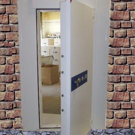 Vault doors EN 1143-1